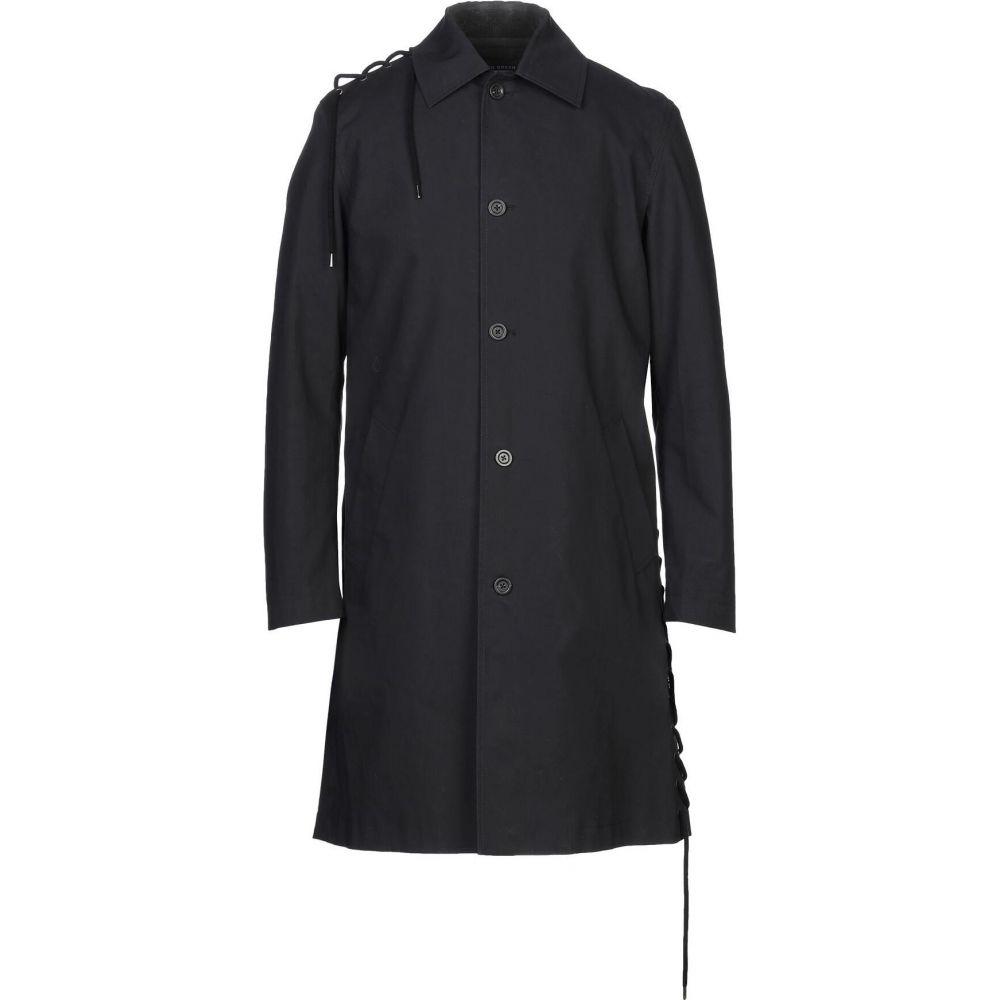 クレイググリーン CRAIG GREEN メンズ コート アウター【full-length jacket】Black