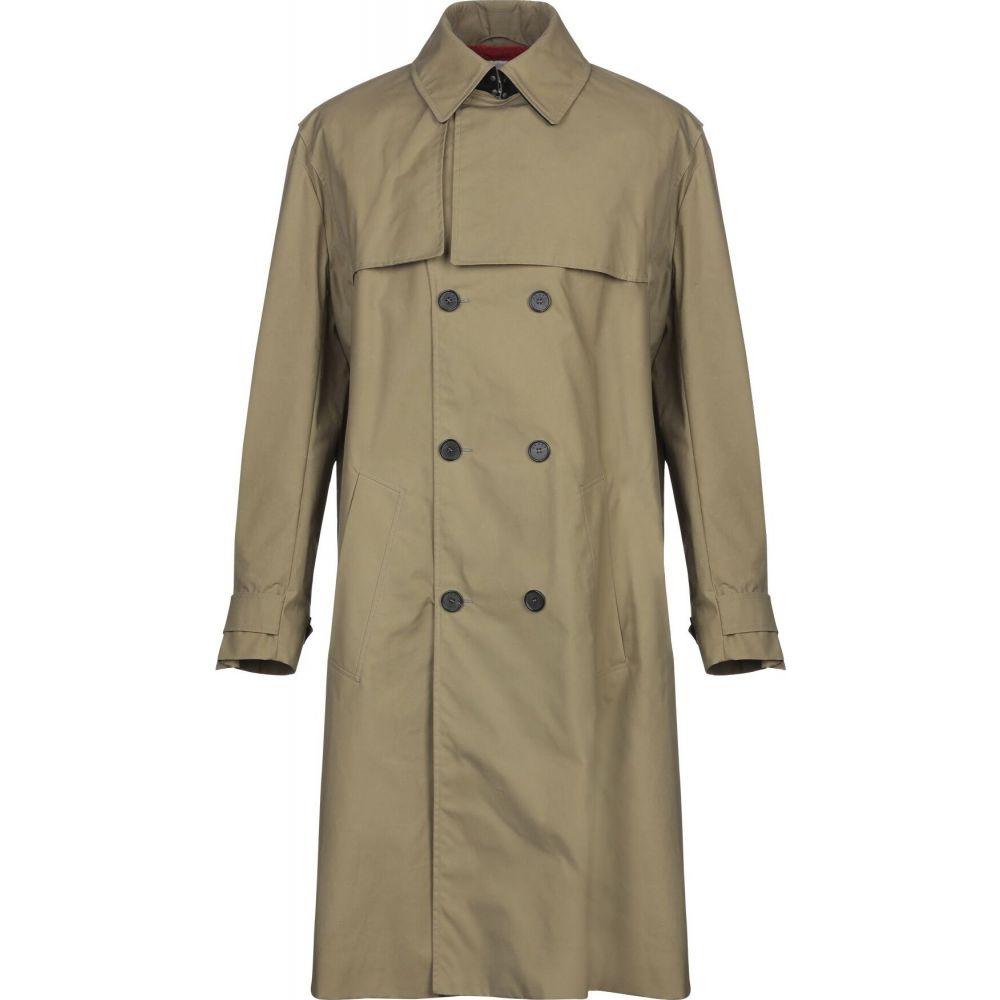 ケンゾー KENZO メンズ コート アウター【full-length jacket】Military green