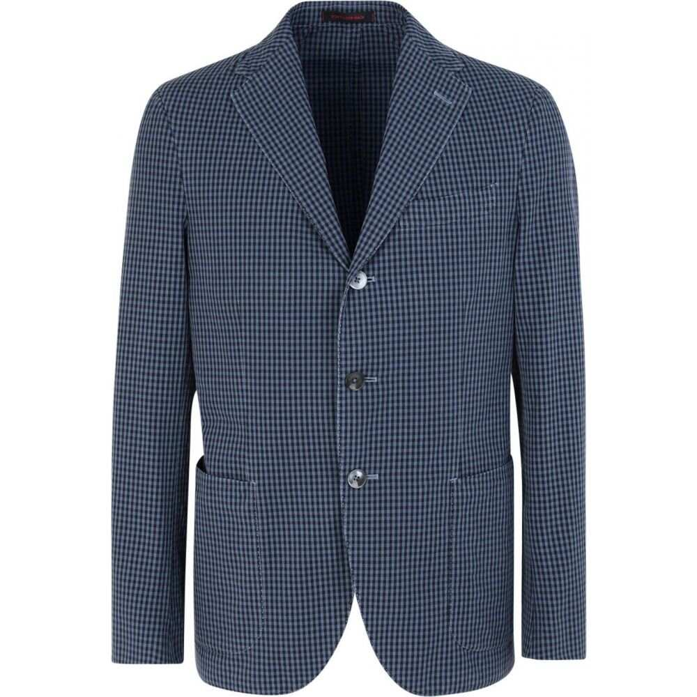 ザ ジジ THE GIGI メンズ スーツ・ジャケット アウター【art blazer】Dark blue
