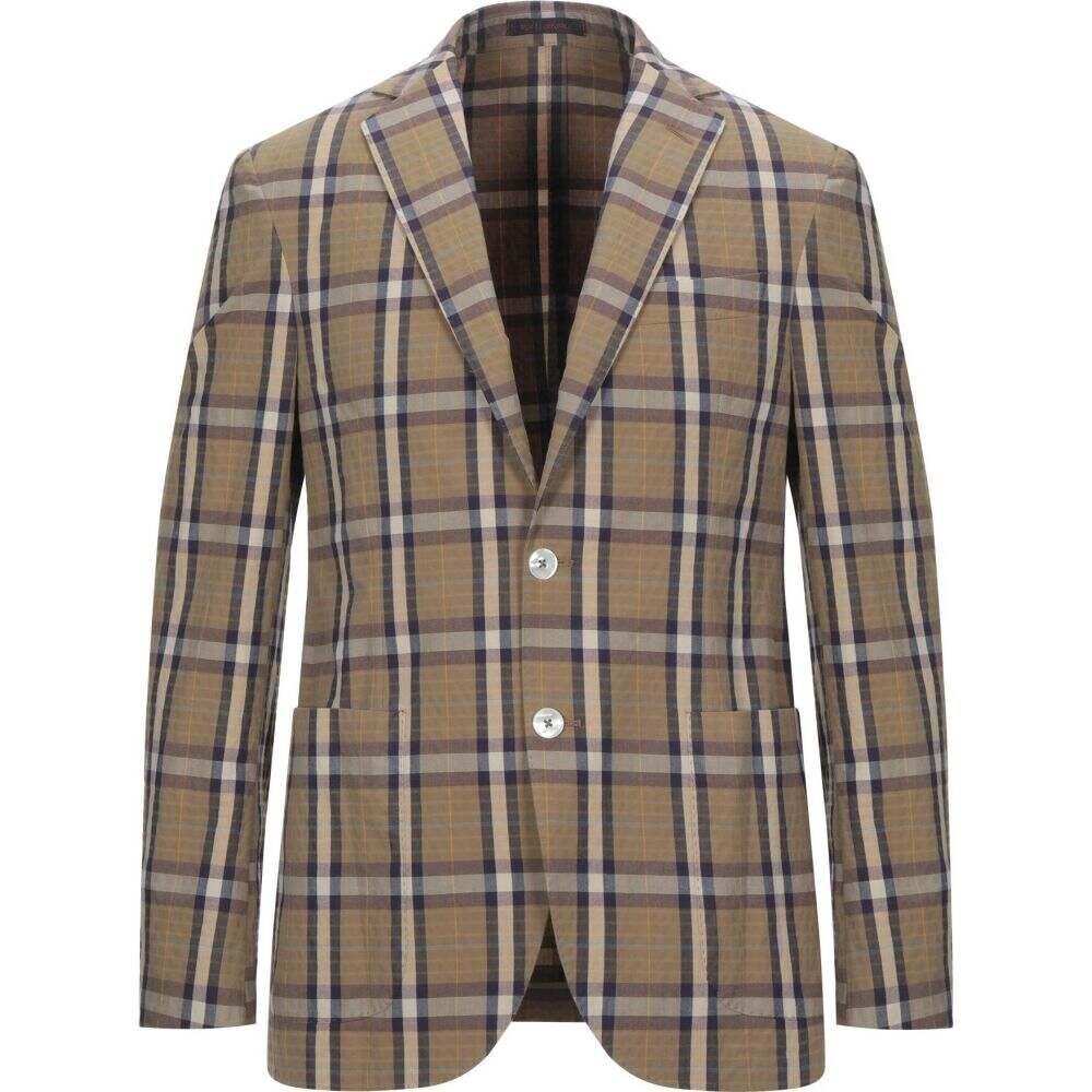 ザ ジジ THE GIGI メンズ スーツ・ジャケット アウター【blazer】Khaki
