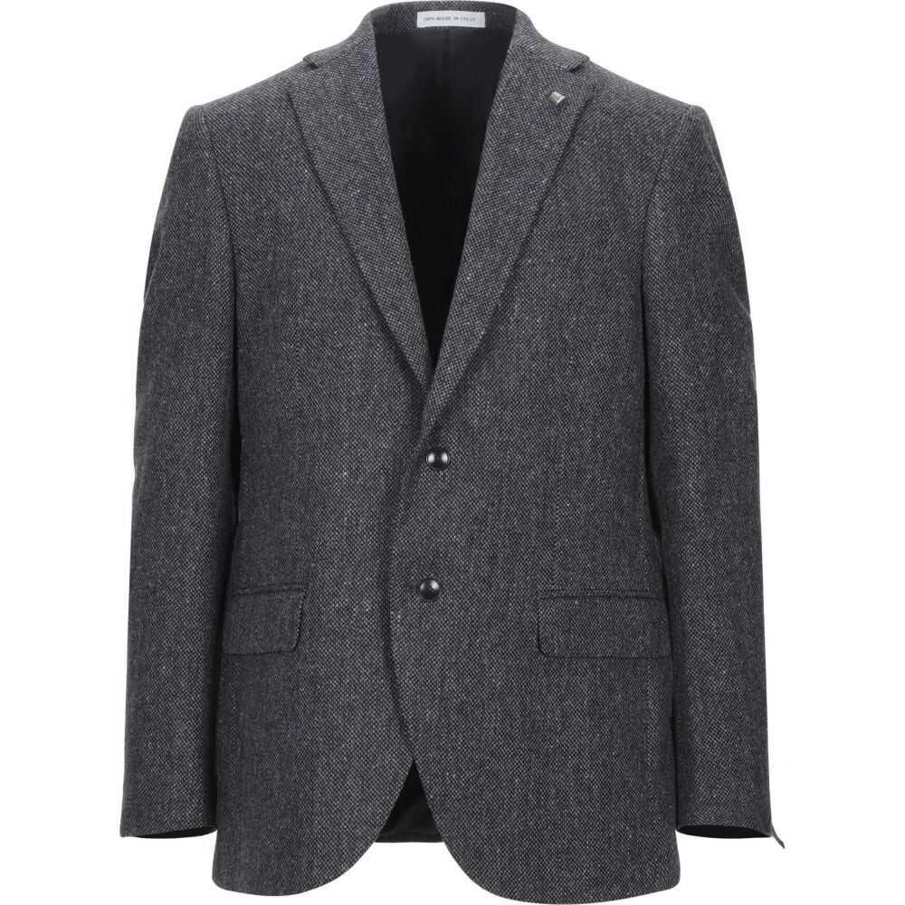 サルトリア ラトーレ SARTORIA LATORRE メンズ スーツ・ジャケット アウター【blazer】Steel grey