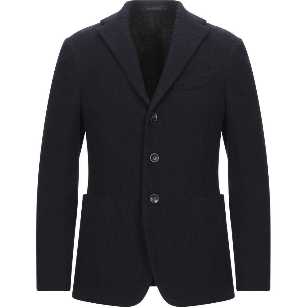 ザ ジジ THE GIGI メンズ スーツ・ジャケット アウター【blazer】Dark blue