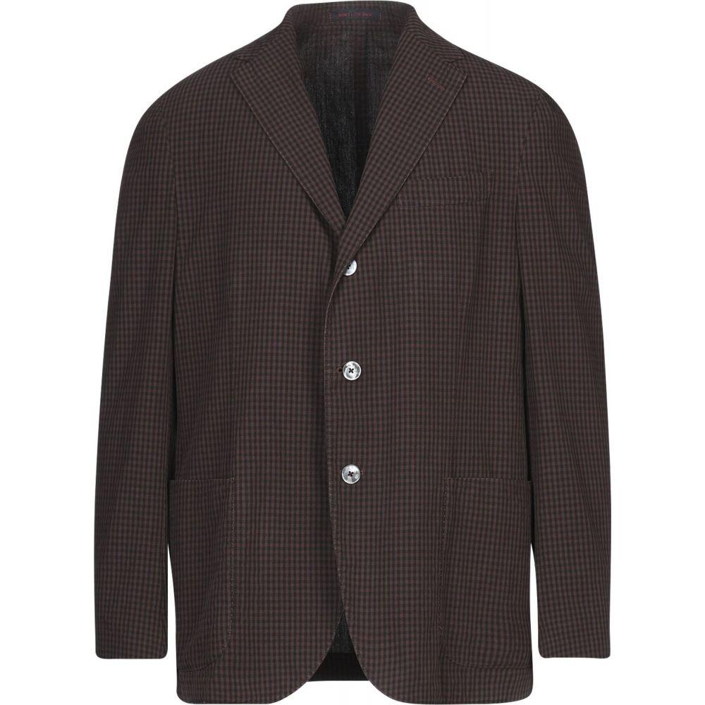 ザ ジジ THE GIGI メンズ スーツ・ジャケット アウター【art blazer】Dark brown