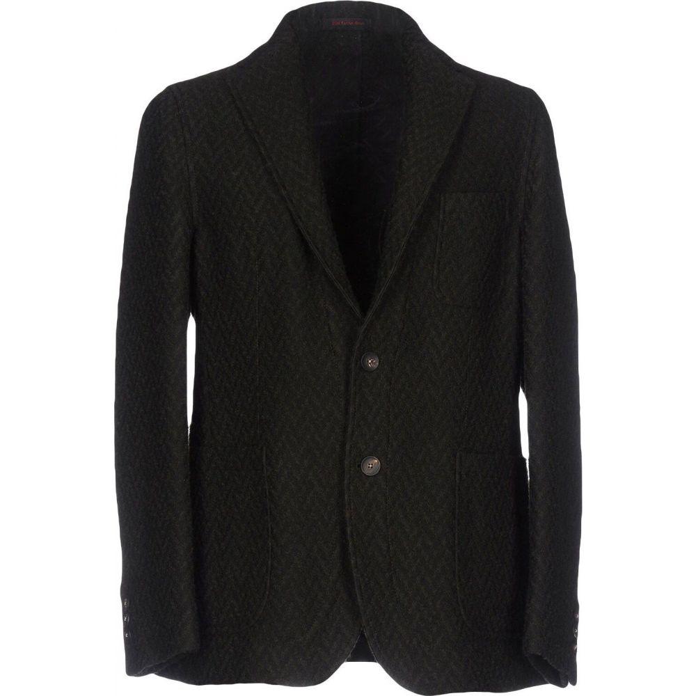 ザ ジジ THE GIGI メンズ スーツ・ジャケット アウター【blazer】Dark green