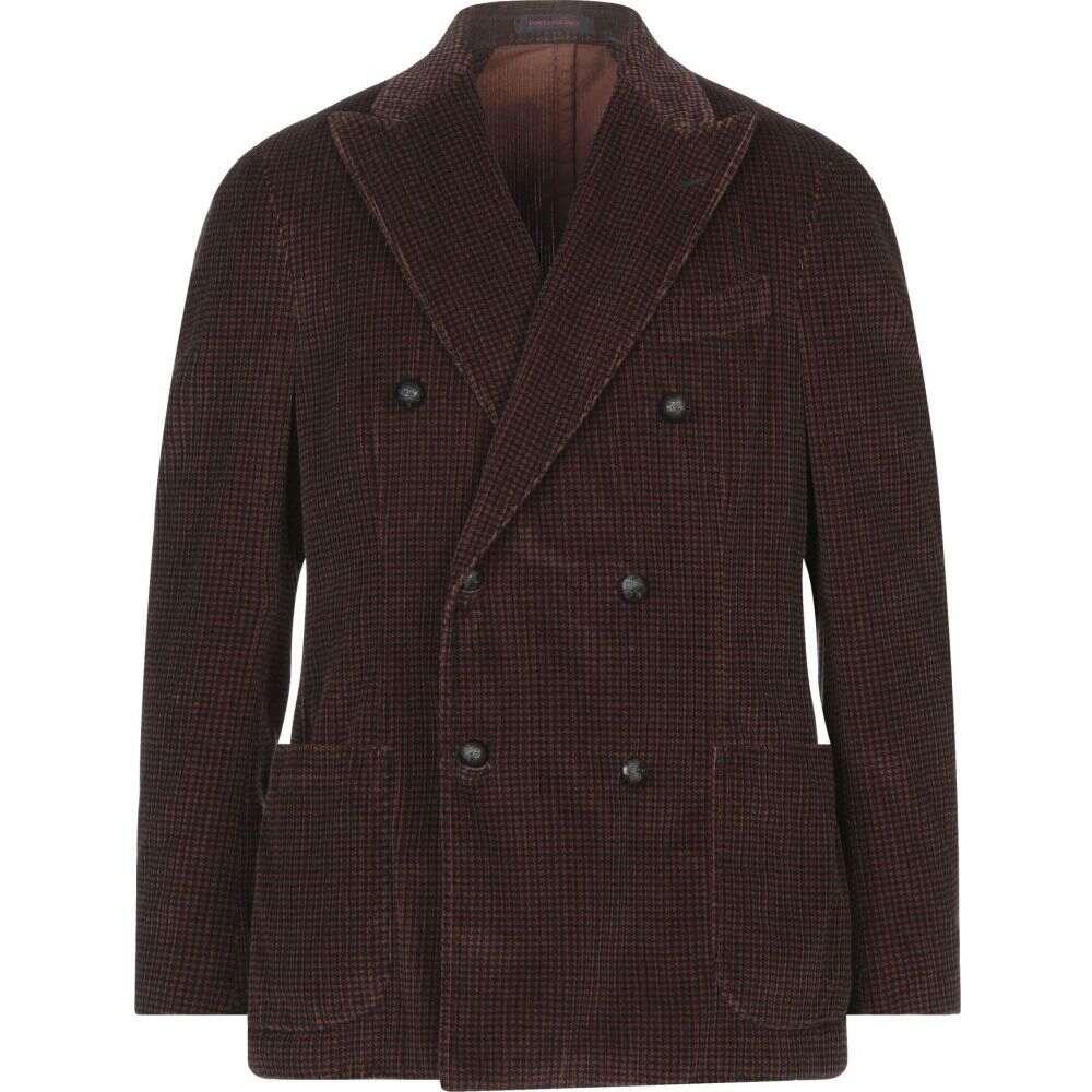 ザ ジジ THE GIGI メンズ スーツ・ジャケット アウター【blazer】Brown