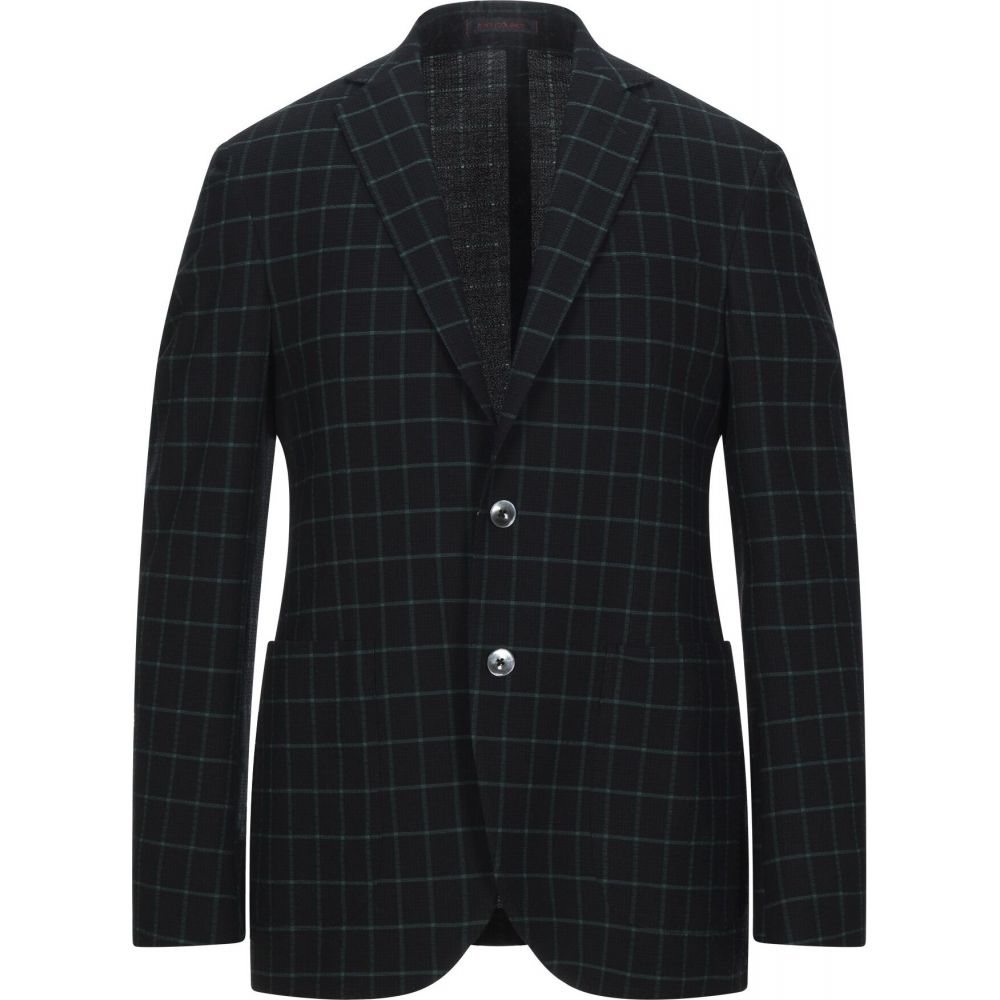 ザ ジジ THE GIGI メンズ スーツ・ジャケット アウター【blazer】Black