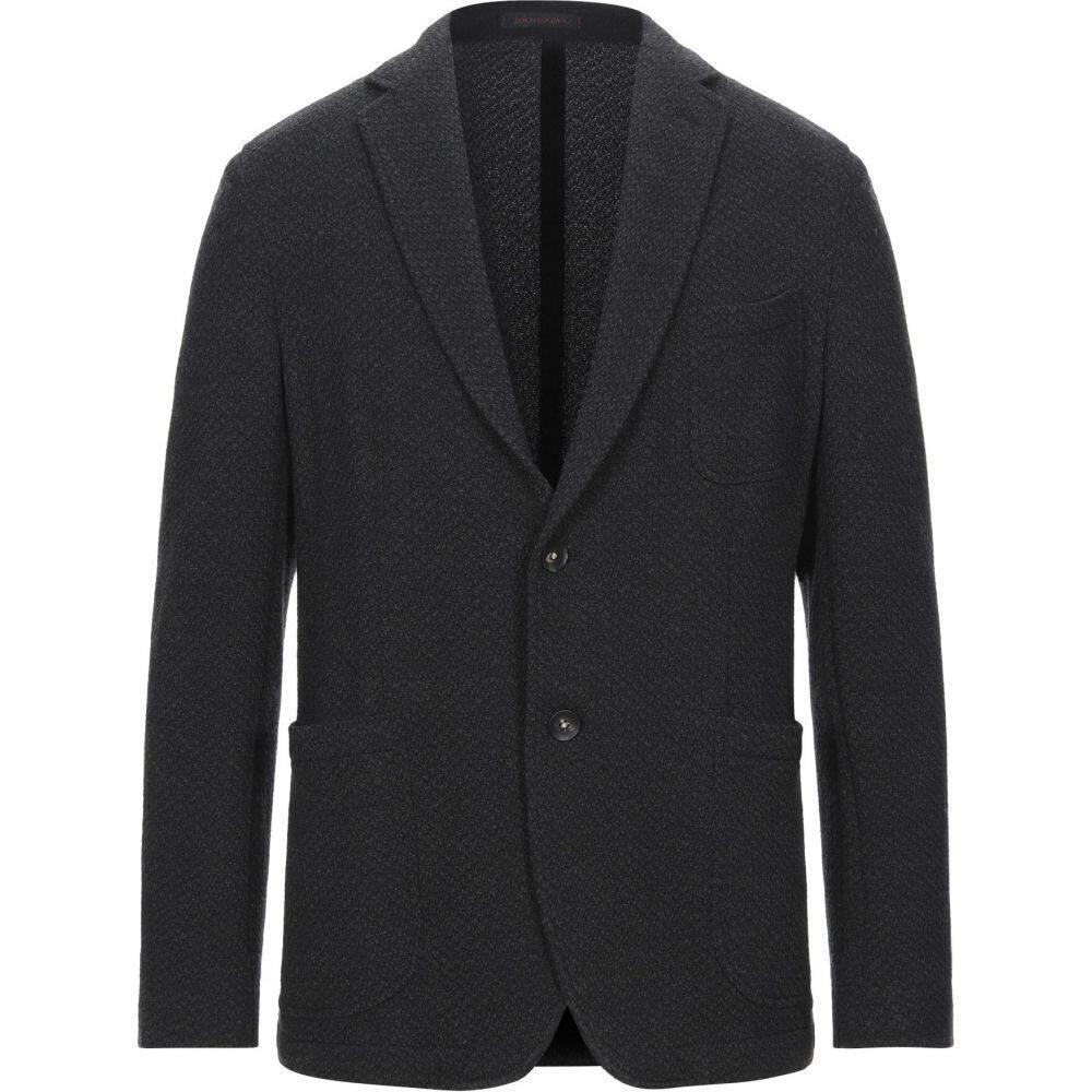 ザ ジジ THE GIGI メンズ スーツ・ジャケット アウター【blazer】Steel grey