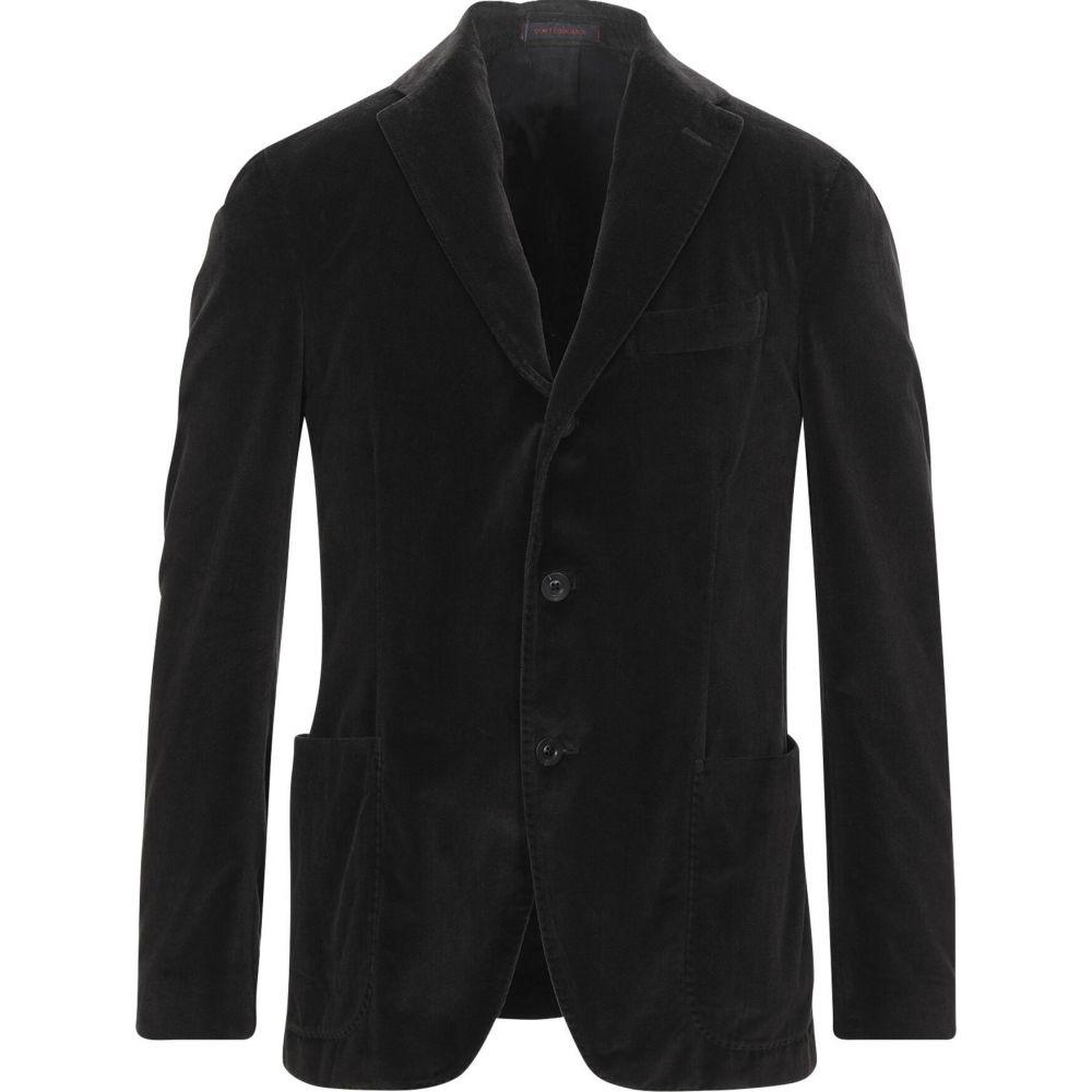 ザ ジジ THE GIGI メンズ スーツ・ジャケット アウター【blazer】Dark brown