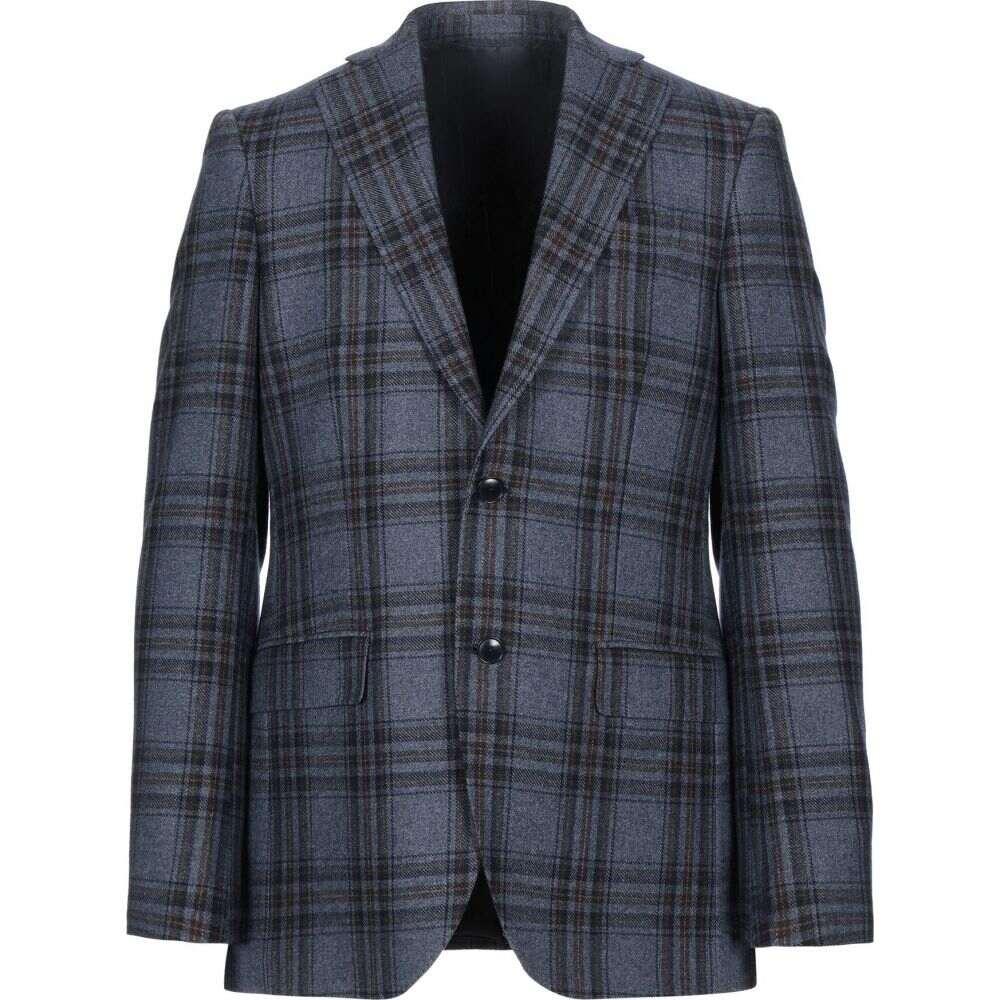 サルトリア ラトーレ SARTORIA LATORRE メンズ スーツ・ジャケット アウター【blazer】Blue