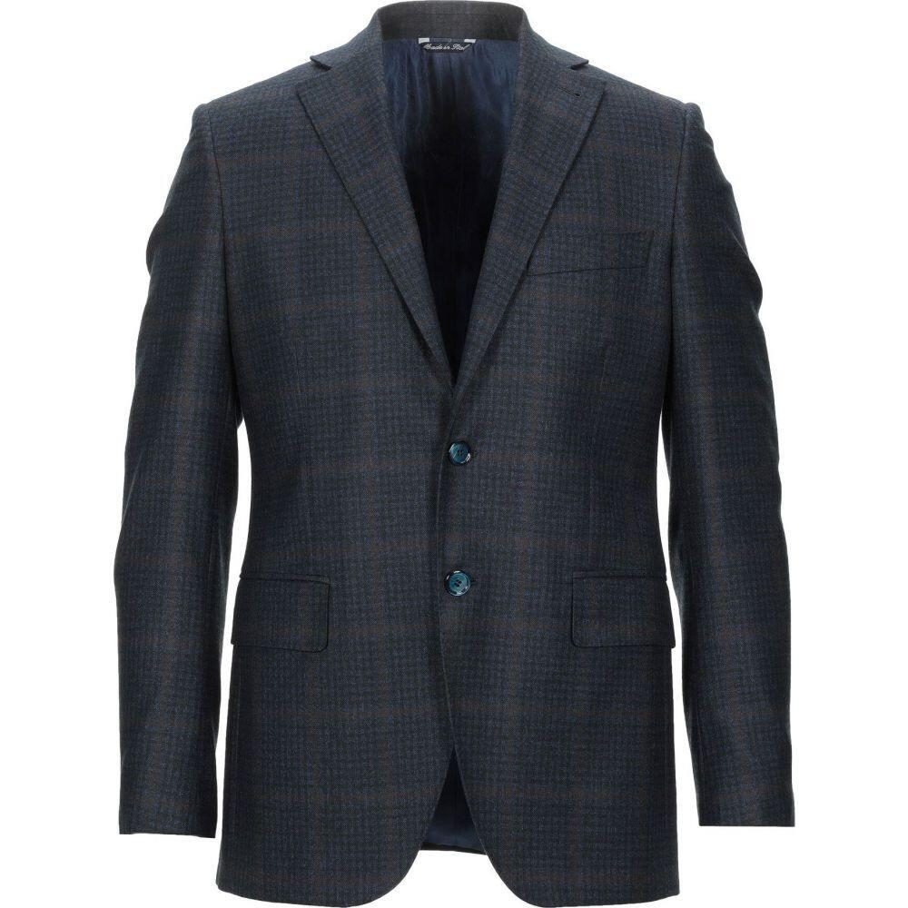 サルトル SARTORE メンズ スーツ・ジャケット アウター【blazer】Dark blue