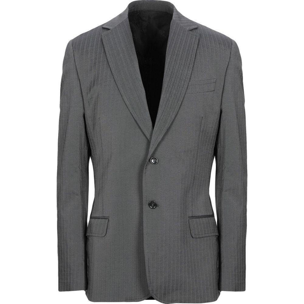 ジャスト カヴァリ JUST CAVALLI メンズ スーツ・ジャケット アウター【blazer】Steel grey