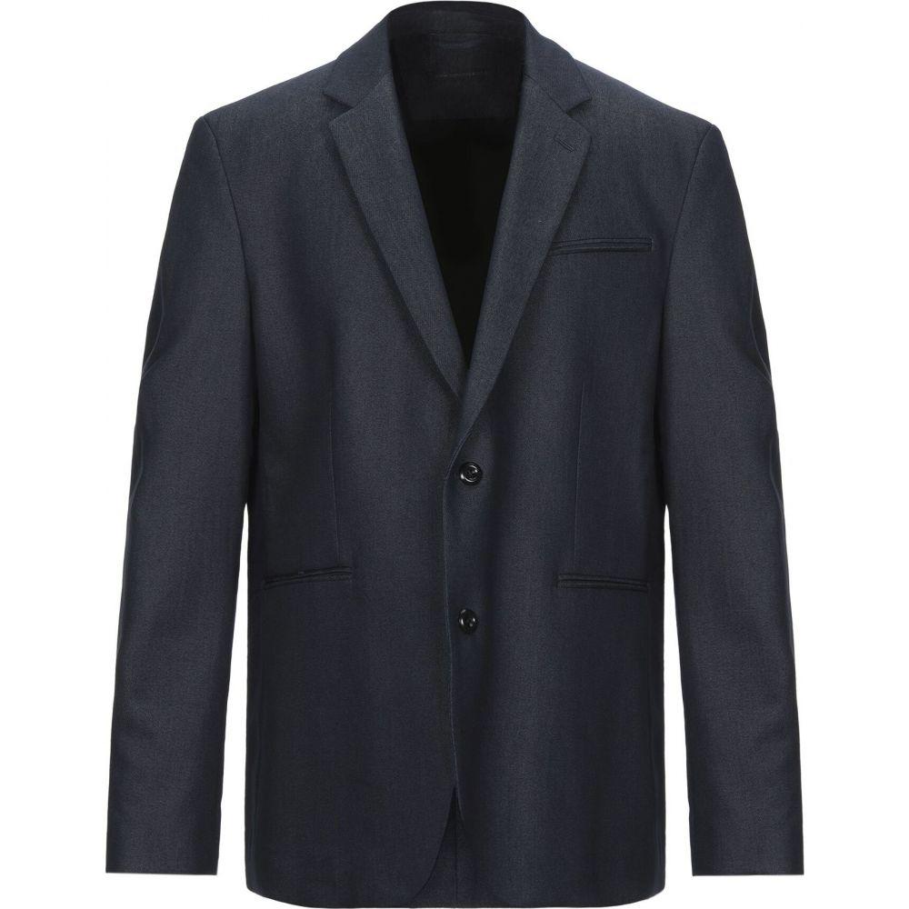 ジョン バルベイトス JOHN VARVATOS U.S.A. メンズ スーツ・ジャケット アウター【blazer】Dark blue