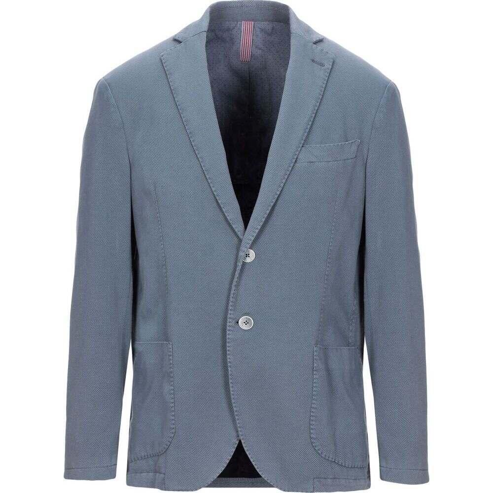 アスファルト ASFALTO メンズ スーツ・ジャケット アウター【blazer】Lead
