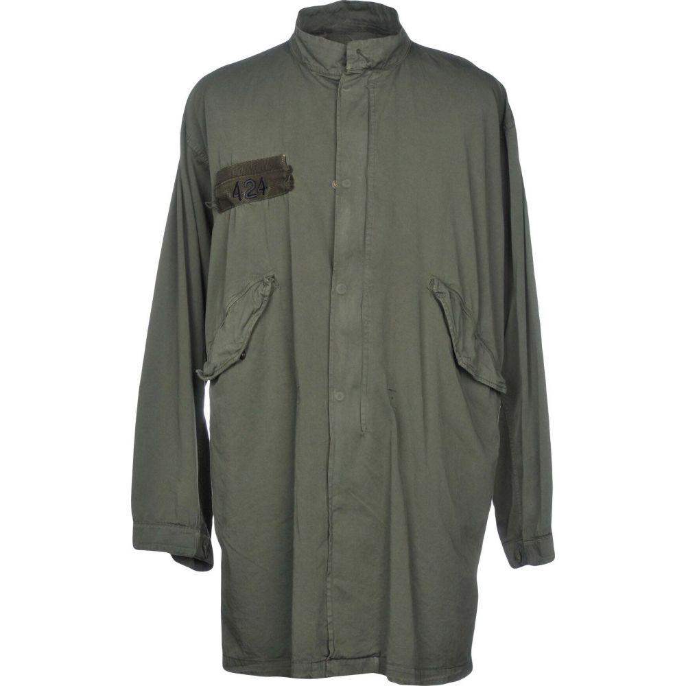 アルファ インダストリーズ ALPHA INDUSTRIES メンズ コート アウター【full-length jacket】Military green