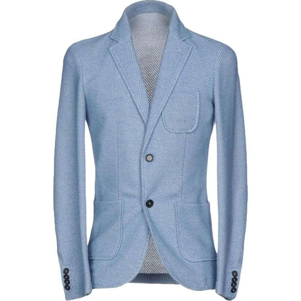 スティロソフィー インダストリー STILOSOPHY INDUSTRY メンズ スーツ・ジャケット アウター【blazer】Azure
