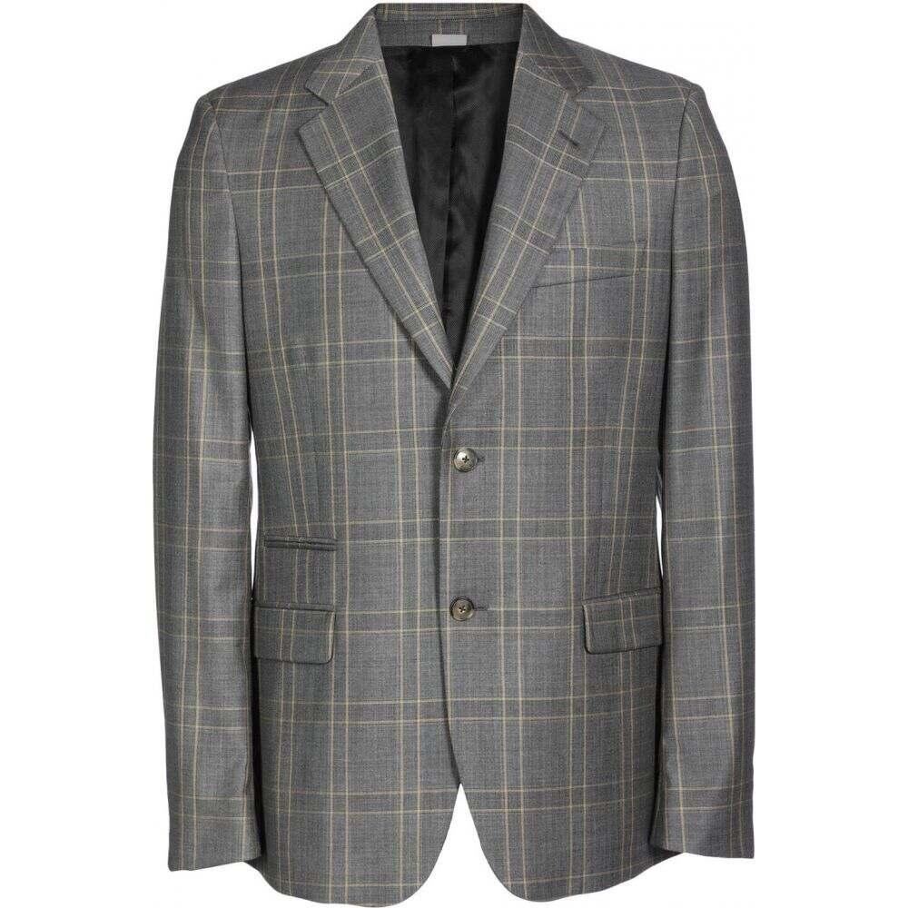 ステラ マッカートニー STELLA McCARTNEY MEN メンズ スーツ・ジャケット アウター【blazer】Grey