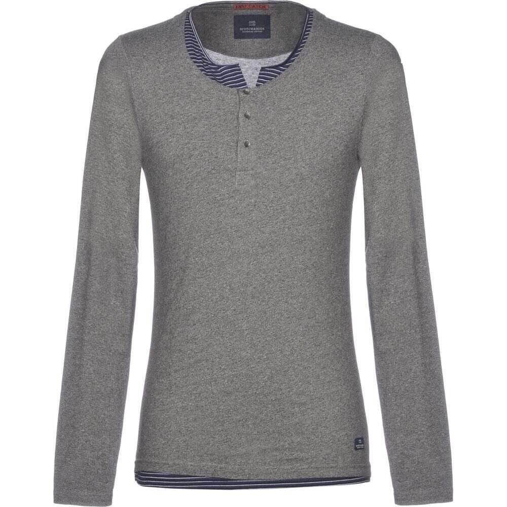 スコッチ&ソーダ SCOTCH & SODA メンズ Tシャツ トップス【t-shirt】Grey