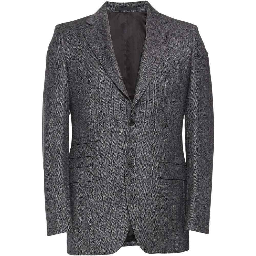 ステラ マッカートニー STELLA McCARTNEY MEN メンズ スーツ・ジャケット アウター【blazer】Lead