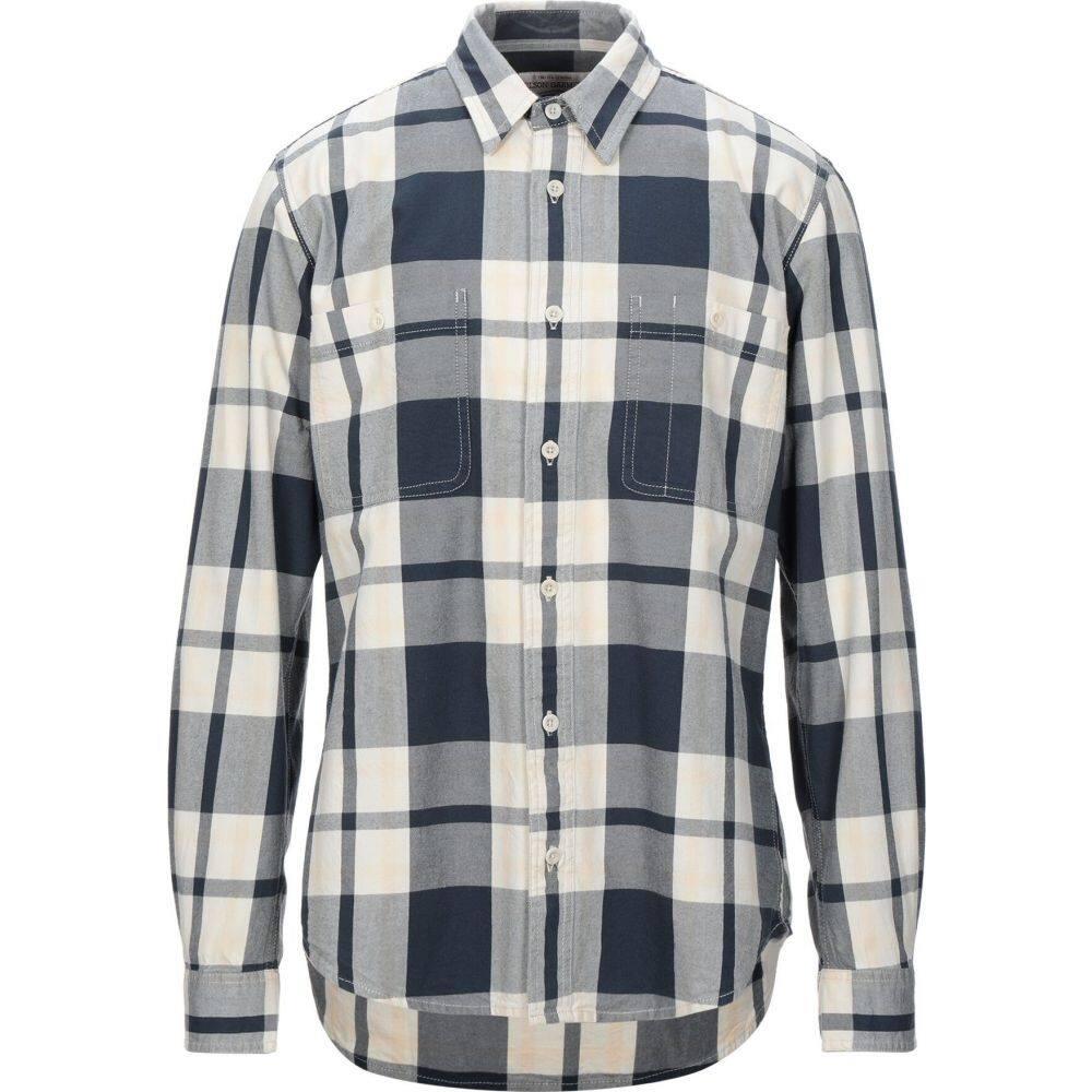 フィルソン FILSON メンズ シャツ トップス【checked shirt】Dark blue