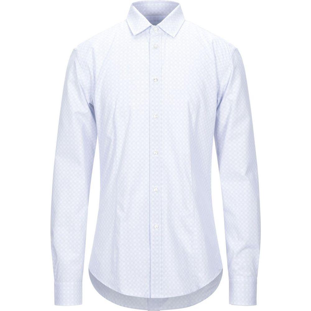 ブライアン デールズ BRIAN DALES メンズ シャツ トップス【checked shirt】Sky blue