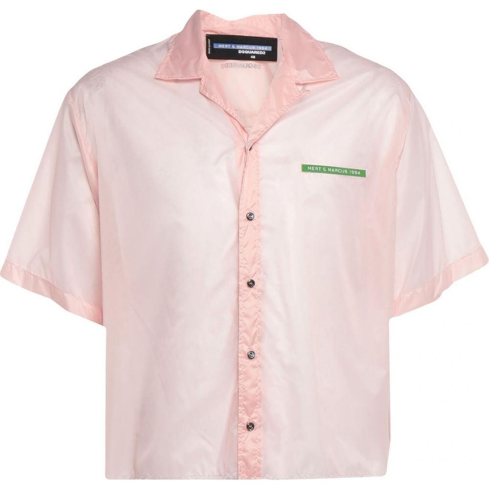 ディースクエアード DSQUARED2 メンズ シャツ トップス【patterned shirt】Pink