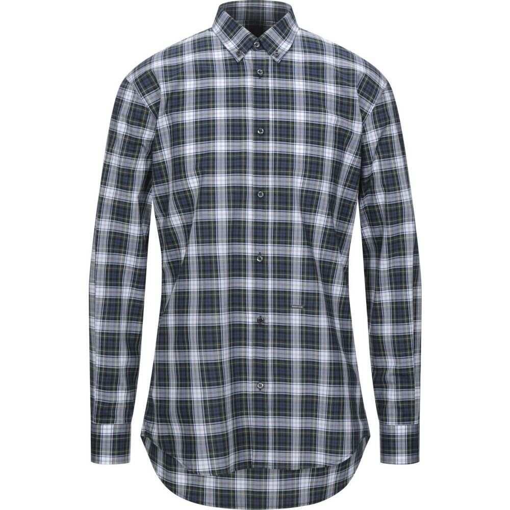 ディースクエアード DSQUARED2 メンズ シャツ トップス【checked shirt】Dark green