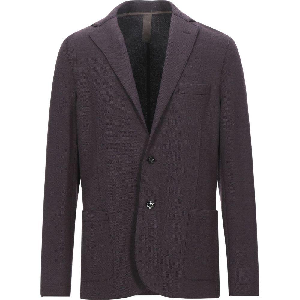 セブンティ SEVENTY SERGIO TEGON メンズ スーツ・ジャケット アウター【blazer】Deep purple