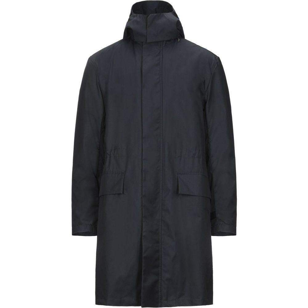 セオリー THEORY メンズ コート アウター【full-length jacket】Dark blue