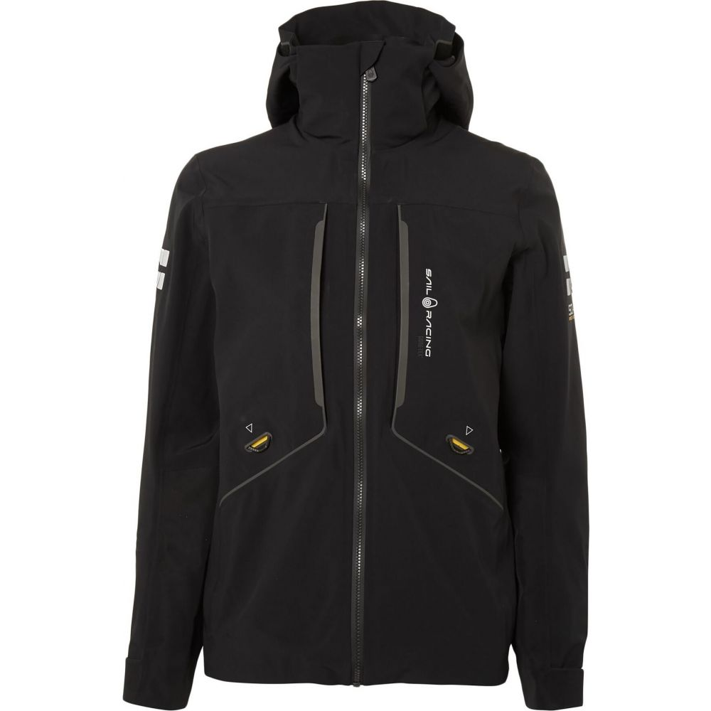 セイル レーシング SAIL RACING メンズ コート アウター【full-length jacket】Black