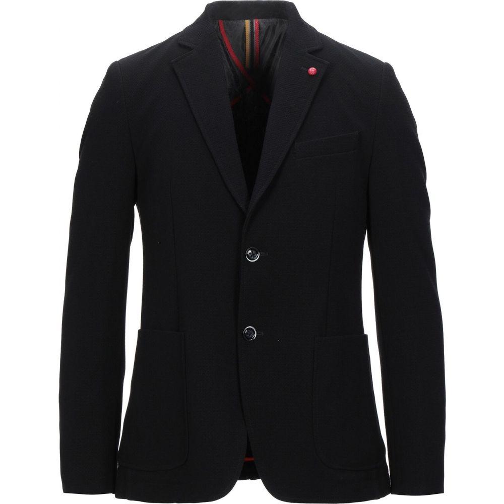 センス SSEINSE メンズ スーツ・ジャケット アウター【blazer】Black