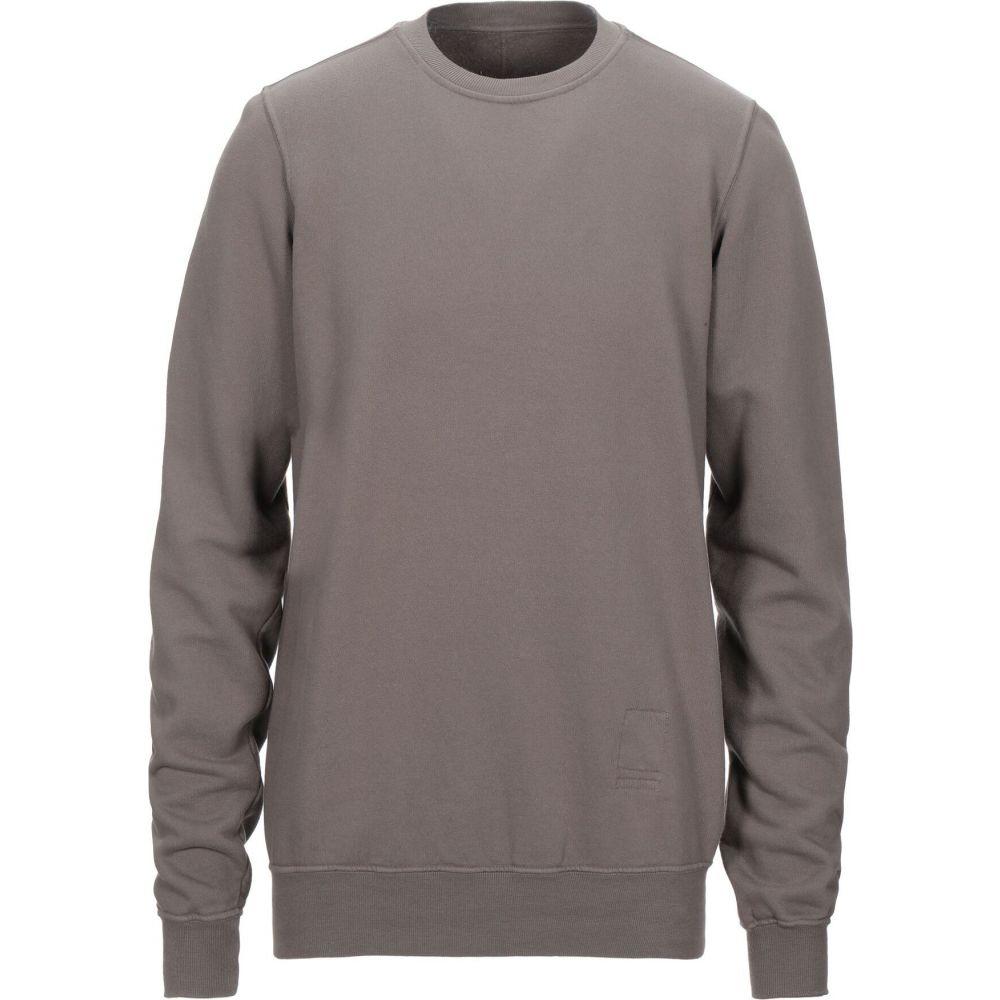 ダークシャドウ DRKSHDW by RICK OWENS メンズ スウェット・トレーナー トップス【sweatshirt】Khaki