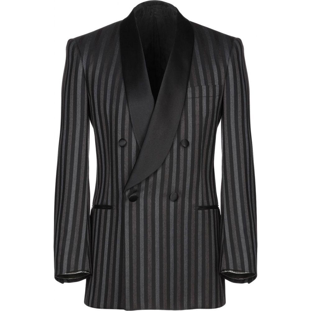 ダンディ DANDI メンズ スーツ・ジャケット アウター【blazer】Black