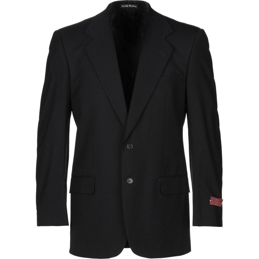 ダルトン&フォーサイス DALTON & FORSYTHE メンズ スーツ・ジャケット アウター【blazer】Black