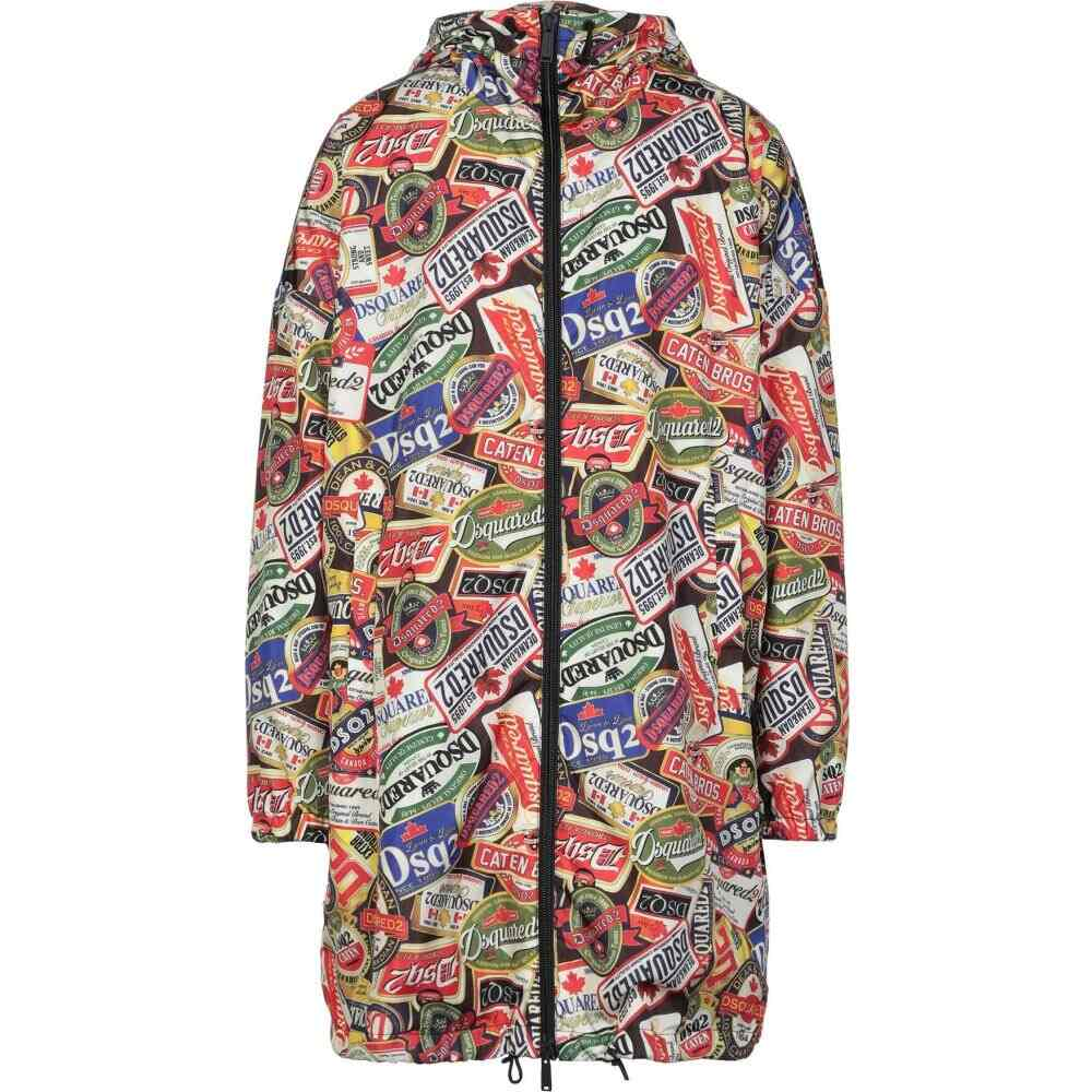 ディースクエアード DSQUARED2 メンズ コート アウター【full-length jacket】Military green