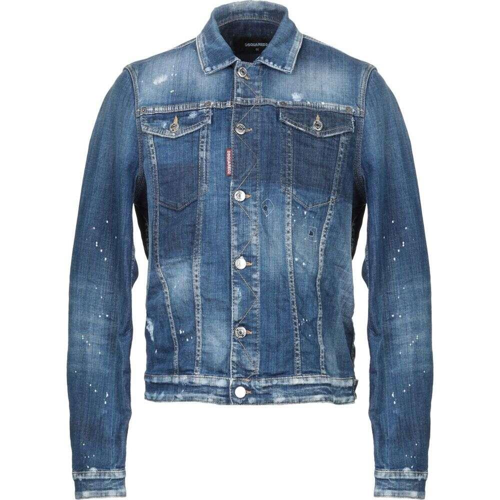 ディースクエアード DSQUARED2 メンズ ジャケット Gジャン アウター【denim jacket】Blue