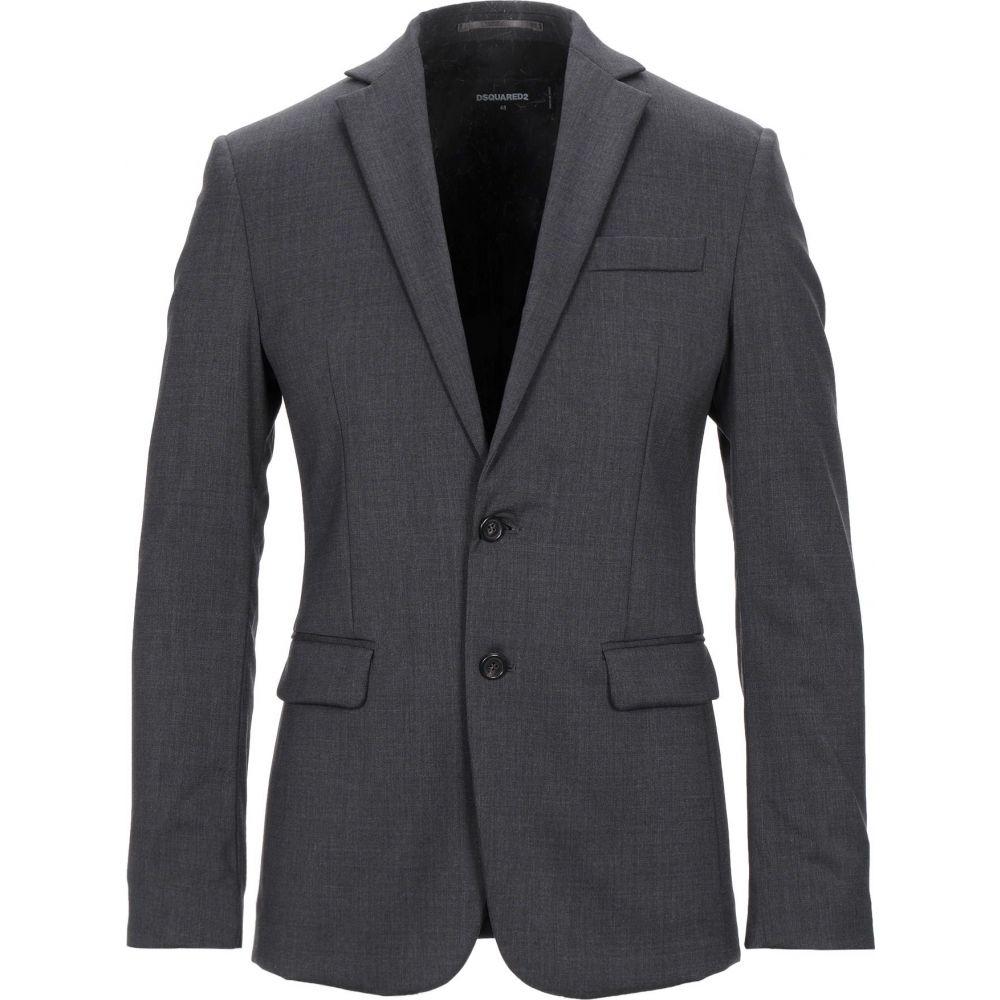 ディースクエアード DSQUARED2 メンズ スーツ・ジャケット アウター【blazer】Steel grey