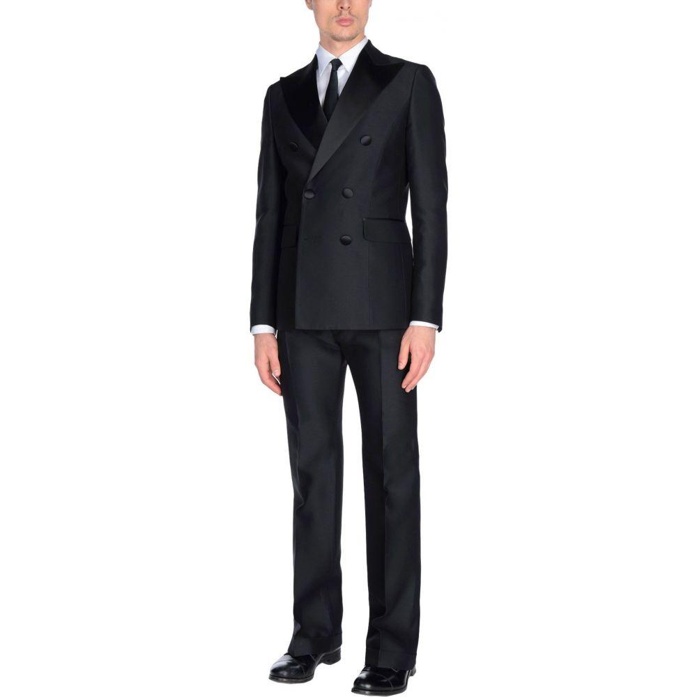 ディースクエアード DSQUARED2 メンズ スーツ・ジャケット アウター【Suit】Black
