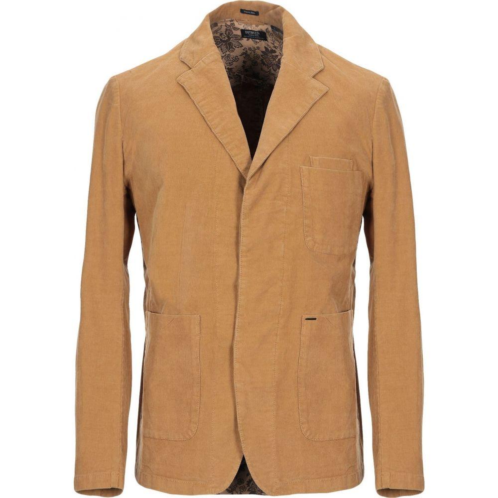 ディストレス DSTREZZED メンズ スーツ・ジャケット アウター【blazer】Ocher