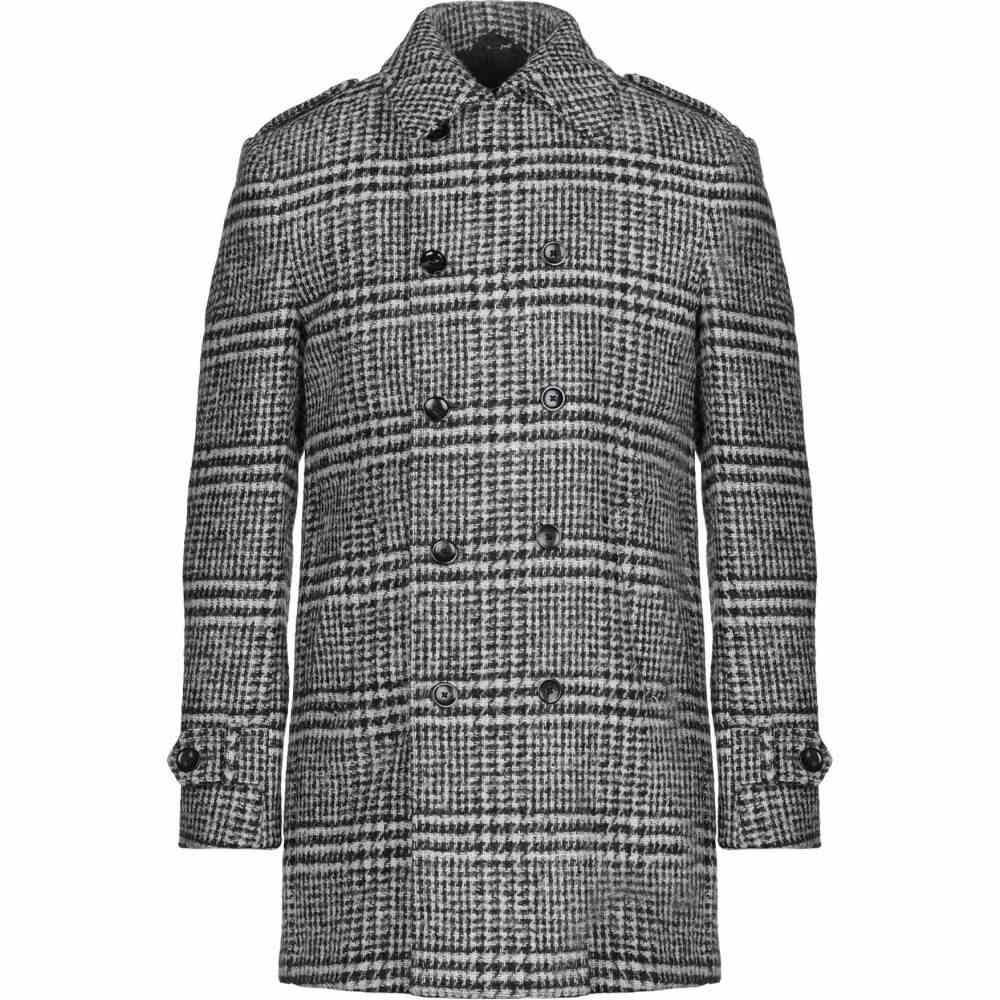 トネッロ TONELLO メンズ コート アウター【coat】Black