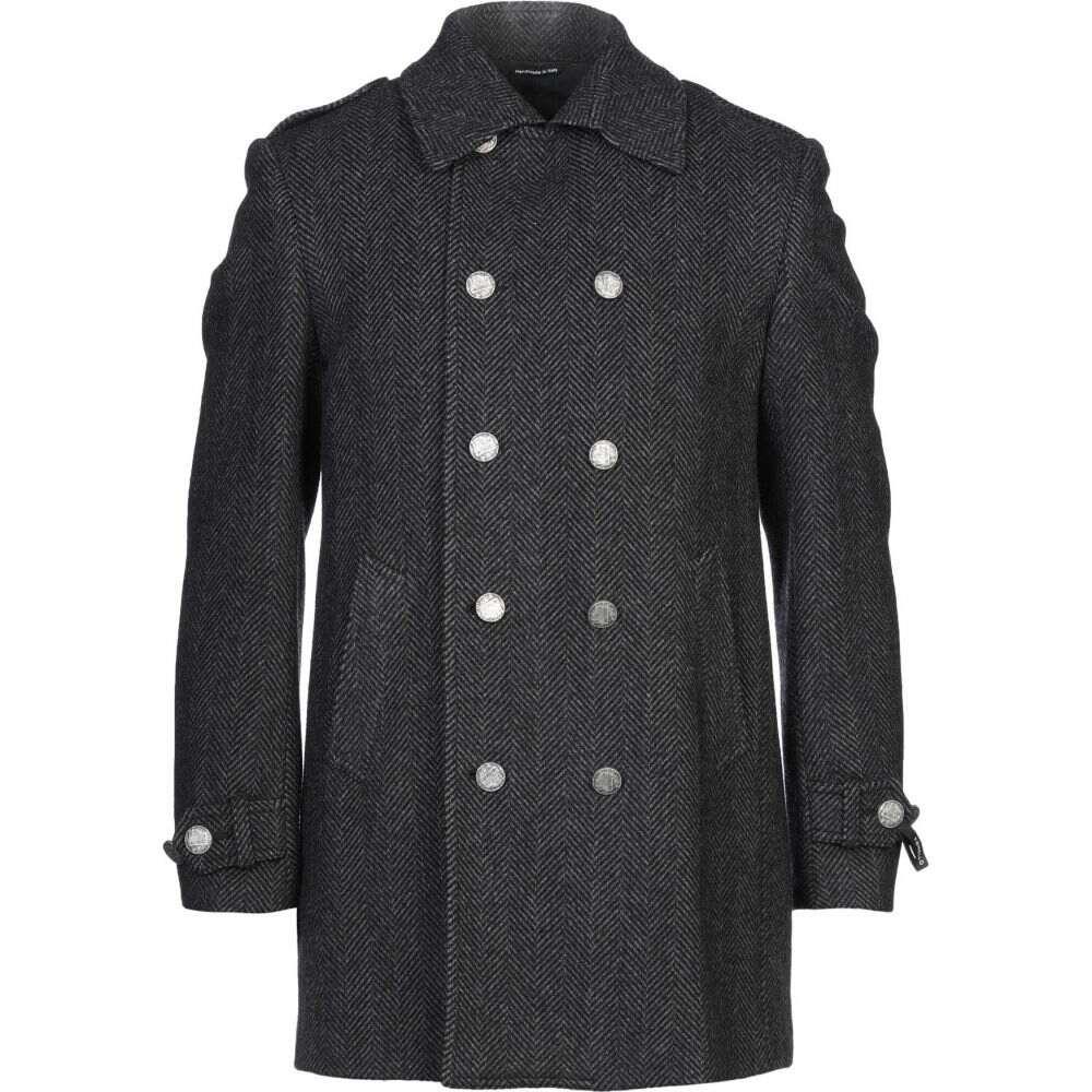 トネッロ TONELLO メンズ コート アウター【coat】Steel grey