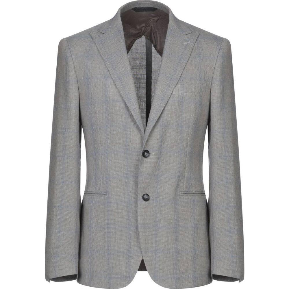 トネッロ TONELLO メンズ スーツ・ジャケット アウター【blazer】Grey