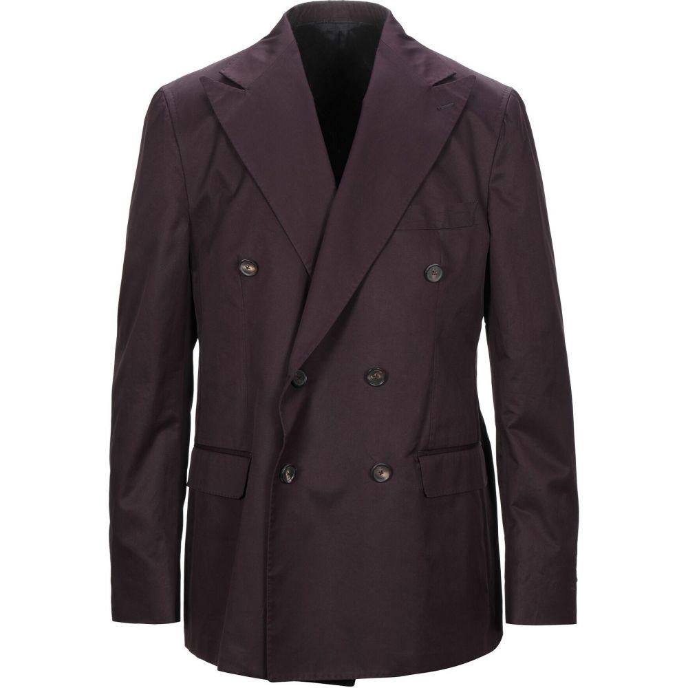 ドッピア アー DOPPIAA メンズ スーツ・ジャケット アウター【blazer】Maroon