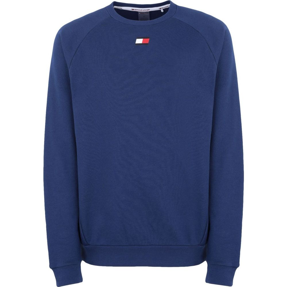 トミーヒルフィガー TOMMY SPORT メンズ スウェット・トレーナー トップス【sweatshirt】Bright blue