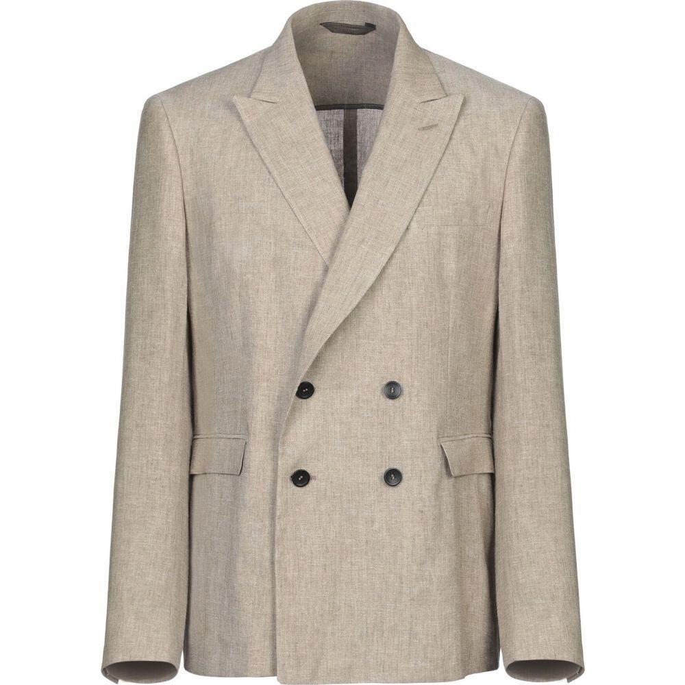 トネッロ TONELLO メンズ スーツ・ジャケット アウター【blazer】Beige