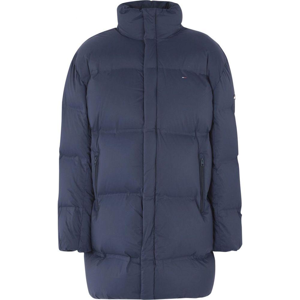 トミー ジーンズ TOMMY JEANS メンズ ダウン・中綿ジャケット アウター【down jacket】Dark blue
