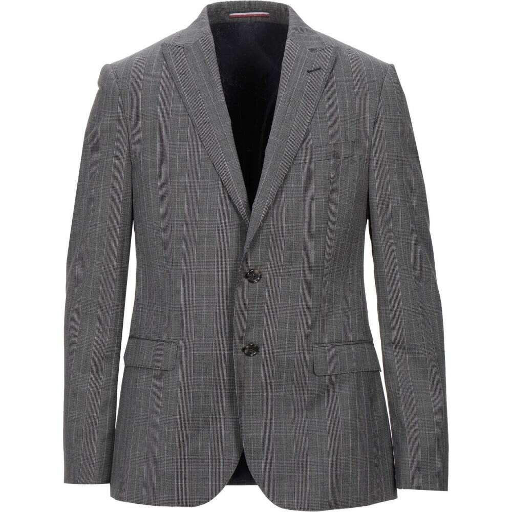 トミー ヒルフィガー TOMMY HILFIGER メンズ スーツ・ジャケット アウター【blazer】Grey