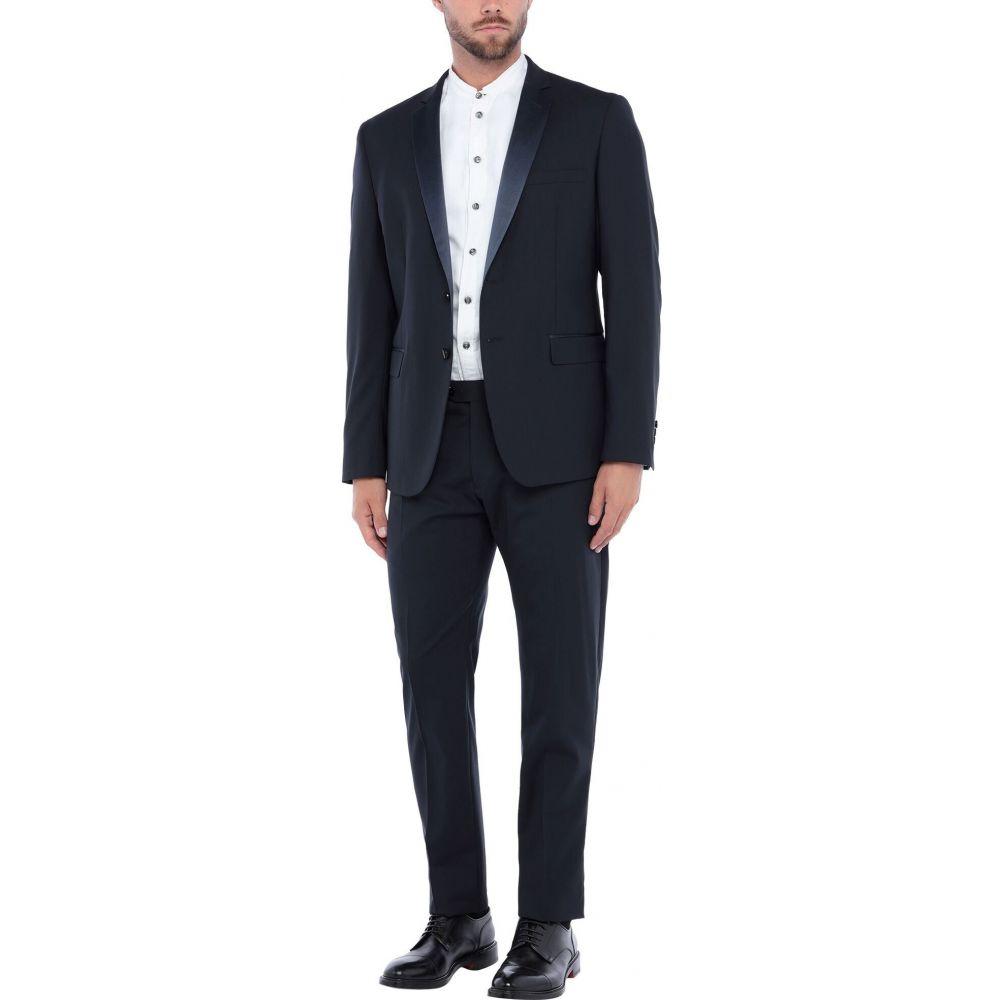 トネッロ TONELLO メンズ スーツ・ジャケット アウター【Suit】Dark blue