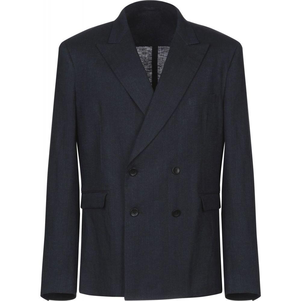 トネッロ TONELLO メンズ スーツ・ジャケット アウター【blazer】Dark blue