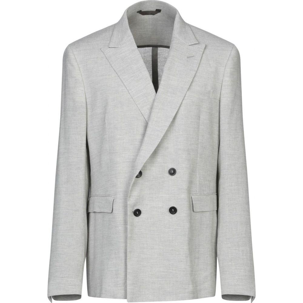 トネッロ TONELLO メンズ スーツ・ジャケット アウター【blazer】Light grey