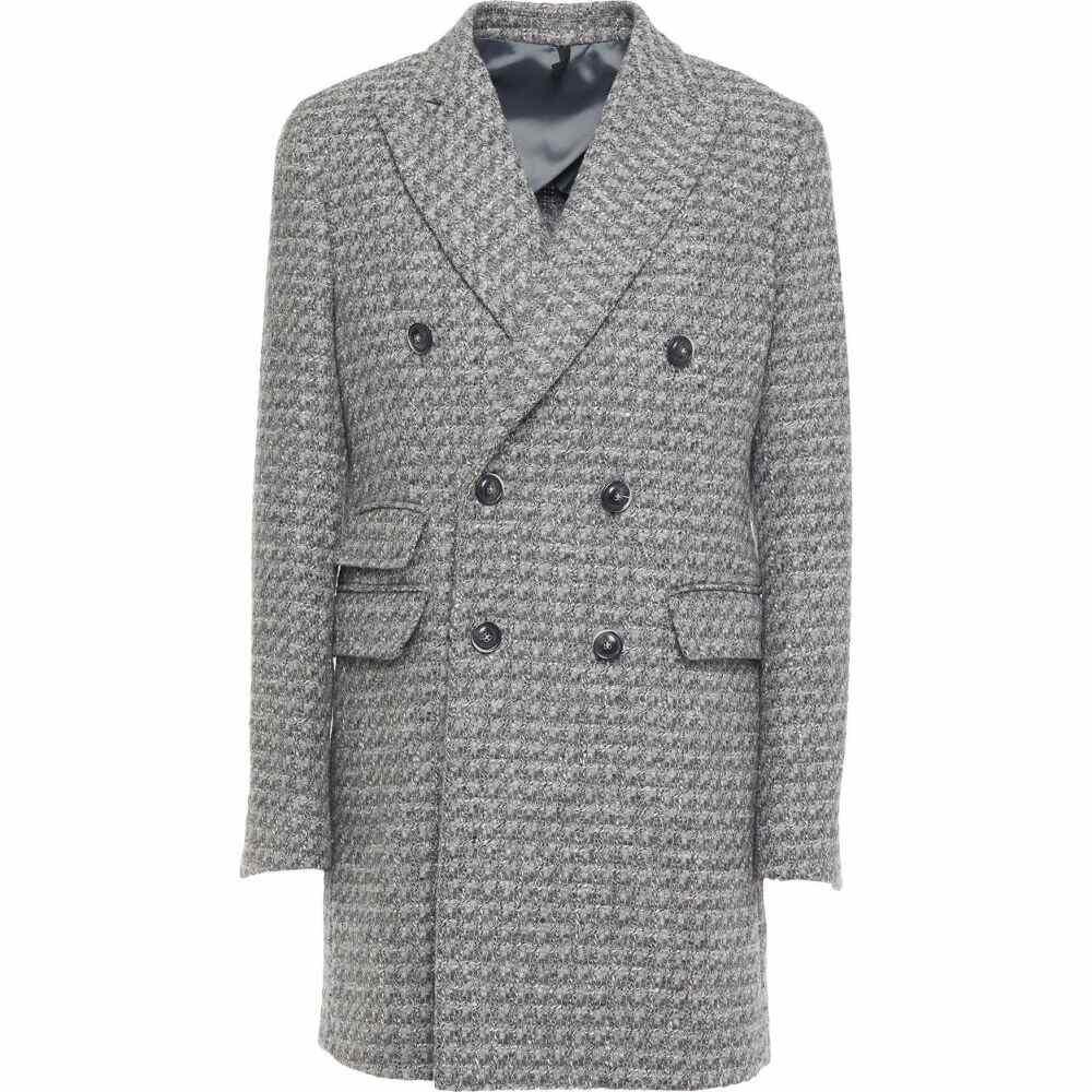 ドメニコ タリエンテ DOMENICO TAGLIENTE メンズ コート アウター【coat】Grey